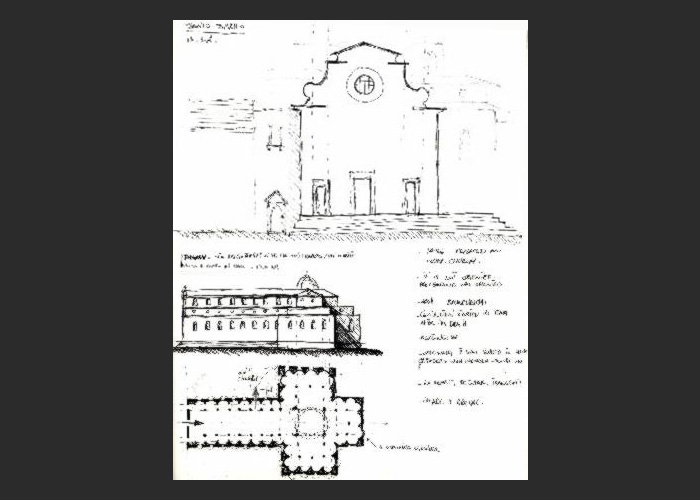 Site Sketches Italy